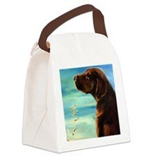Sunkissed Canvas Lunch Bag