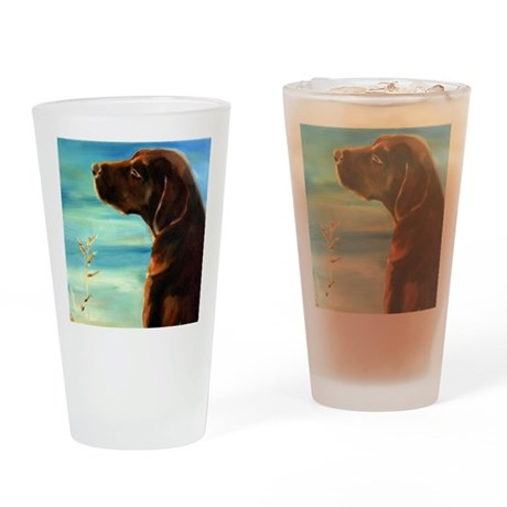 Sunkissed Drinking Glass