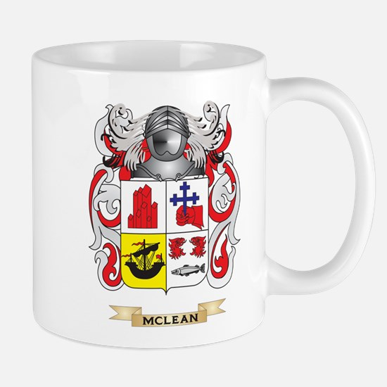 McLean Coat of Arms - Family Crest Mug