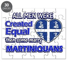 Martiniquans wife designs Puzzle