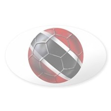 Trinidad Tobago Football Decal