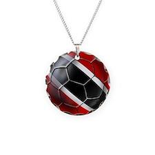 Trinidad Tobago Football Necklace