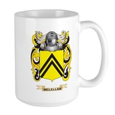 McLellan Coat of Arms - Family Crest Mug