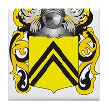 McLellan Coat of Arms - Family Crest Tile Coaster