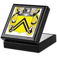 McLellan Coat of Arms - Family Crest Keepsake Box