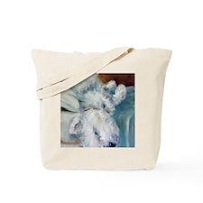 Bed Hog Tote Bag
