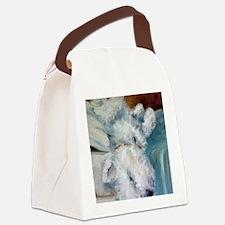Bed Hog Canvas Lunch Bag