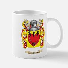 McLennan Coat of Arms - Family Crest Mug