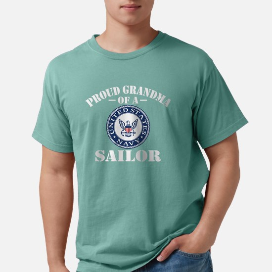 Proud Grandma Of A US Na Mens Comfort Colors Shirt