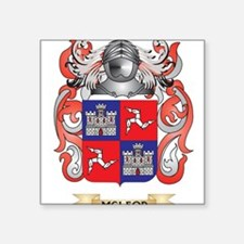 McLeod Coat of Arms - Family Crest Sticker