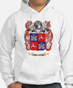 McLeod Coat of Arms - Family Crest Hoodie