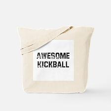 Awesome Kickball Tote Bag