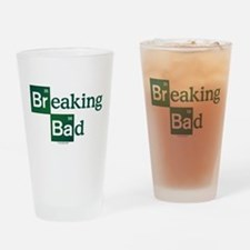 Breaking Bad Logo Drinking Glass
