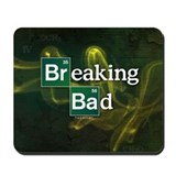 Breaking bad Mouse Pads