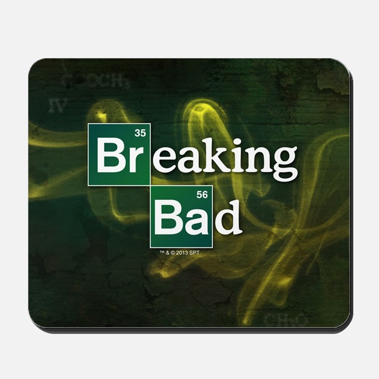 Breaking Bad Logo Mousepad