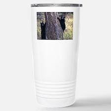 black bear cubs Travel Mug