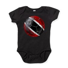Trinidad Tobago Football Baby Bodysuit