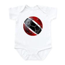 Trinidad Tobago Football Infant Bodysuit
