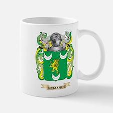 McManus Coat of Arms - Family Crest Mug