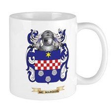 Mc-Marquis Coat of Arms - Family Crest Mug
