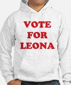 Vote For LEONA Jumper Hoody
