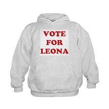 Vote For LEONA Hoody