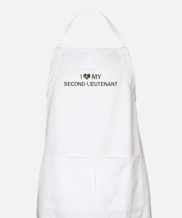 Second Lieutenant: Love - Vin BBQ Apron