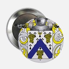 """McMaster Coat of Arms - Family Crest 2.25"""" Button"""