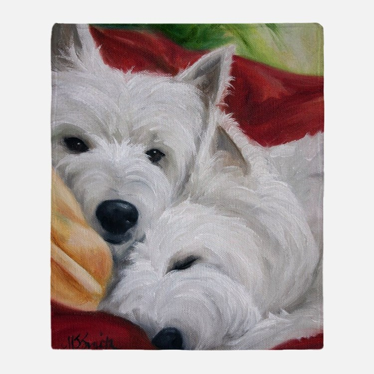 the Art of Snuggling Throw Blanket