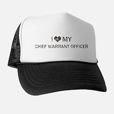 Chief Warrant Officer: Love - Trucker Hat