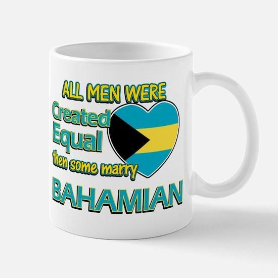 Bahamian wife designs Mug