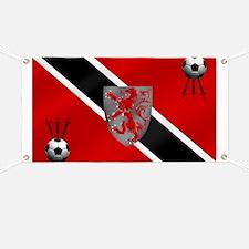 Trinidad Tobago Football Banner