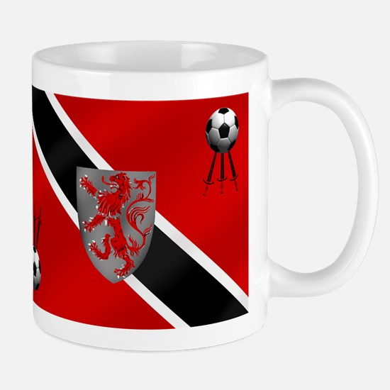 Trinidad Tobago Football Mug