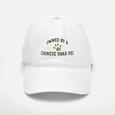 Chinese Shar Pei: Owned Baseball Baseball Cap