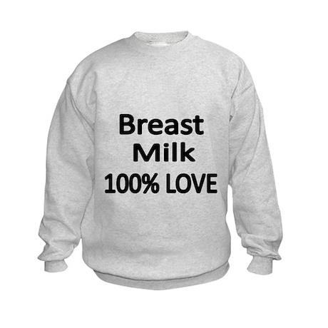 BREAST MILK 100% LOVE Sweatshirt