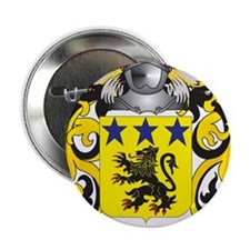 "McMillan Coat of Arms - Family Crest 2.25"" Button"