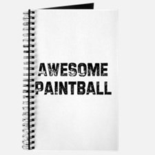 Awesome Paintball Journal