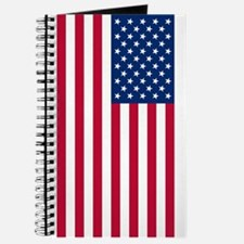 USA Flag Journal