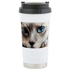 Siamese Travel Coffee Mug