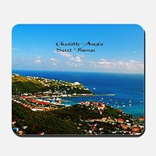 Charlotte-Amalie  Mousepad