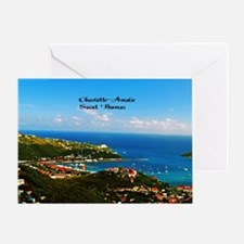 Charlotte-Amalie  Greeting Card