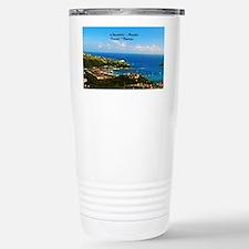 Charlotte-Amalie  Stainless Steel Travel Mug