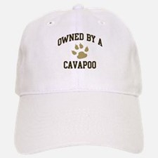 Cavapoo: Owned Baseball Baseball Cap