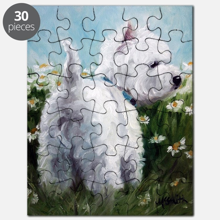 Picking Daisies Puzzle