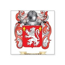 McNamara Coat of Arms - Family Crest Sticker