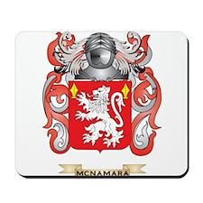 McNamara Coat of Arms - Family Crest Mousepad