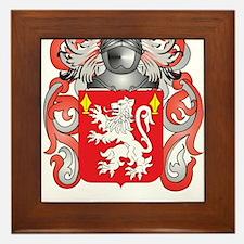 McNamara Coat of Arms - Family Crest Framed Tile