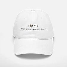 Army Sergeant First Class: Lo Baseball Baseball Cap