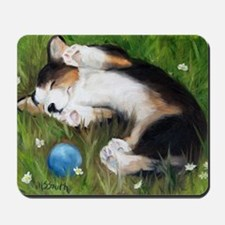 Bliss in the Grass Mousepad