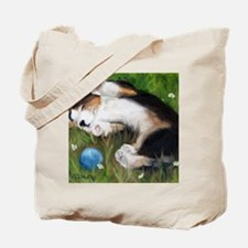 Bliss in the Grass Tote Bag